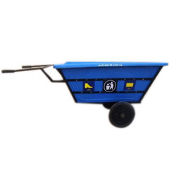 QEE Heavy Duty Hand Cart, GWBSS 25-01, Capacity (Litres): 110, Top (mm): 750 x 730
