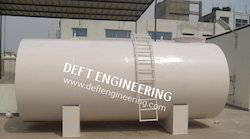 HSD Oil Storage Tank