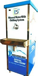 Mineral Water with Chilling System