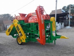 Multicrop Basket Thresher