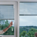 Insulated Glass Blind