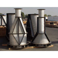 Round Steel Hopper Fabrication Service
