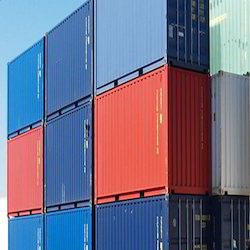 Cargo Containers for Logistics