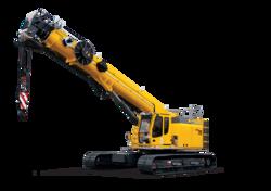 Demag Telescopic Crawler Crane Maintenance
