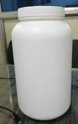 2 KG.HDPE Jar
