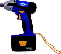 Variable Speed Cordless Impact Wrench AIW14.4V