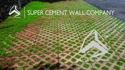 RCC Grass Paver