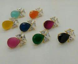 Color Stone Designer Stud's