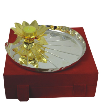Gold Lotus Flowers For Pooja Flowers Healthy