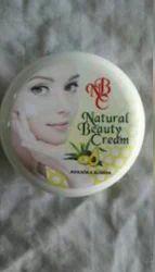 Natural Beauty Cream