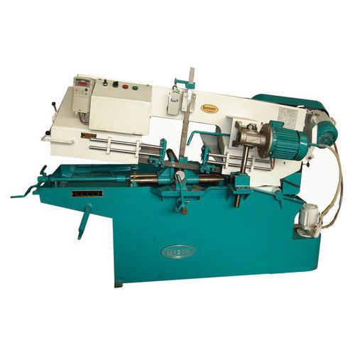 Automatic Electric Operated Hinge Type Bandsaw Machine