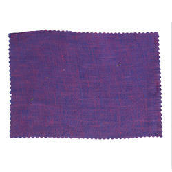 Purple Dyed Fabric