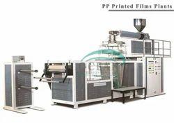 PP Printed Films Plants