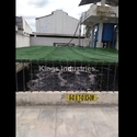 Kings Eva Stainless Steel Industrial Sewage Treatment Plant