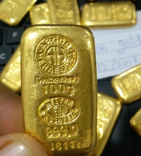 Switzerland Gold At Rs 2400000 Kilogram