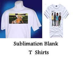 Sublimation Blank T - Shirts