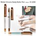 Metal Chrome Roller Pen H-1208