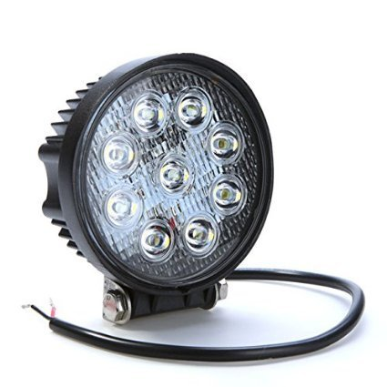 27w Led Car And Bikes Led Fog Lamp Worklight At Rs 900 Piece Car