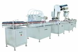 Pharmaceutical Liquid Filling Packaging Machinery