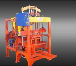Block Machine for Construction Work