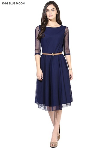 Blue Moon Light Dress - Western Wear at