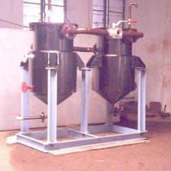 Fiber Heavy Oil Filtration System