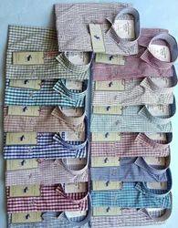 Cotton/Linen Allen Solly Shirts