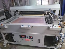 Lucky Lanyard Printing, Lanyard Semi Automatic Multi Color Lanyard Printing Machine, Capacity: 1000-2000 Per Hours