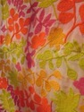 Fancy Cotton Embroidered Fabric