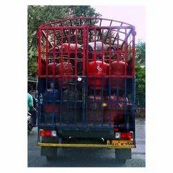 Gas Cylinder Truck Body