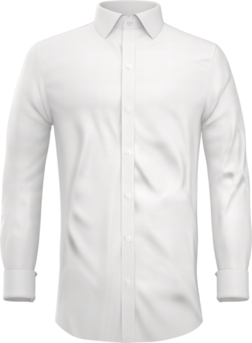 White Shirt at Rs 450 /piece | Karol Bagh | New Delhi | ID ...