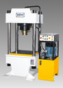 Four Pillar Type Hydraulic Press Machine