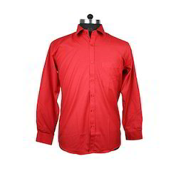 Cotton Women Men's plain Shirt, Size: 38