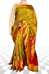 Wedding Reception Saree