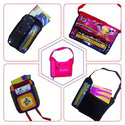 Abacus Bag With Abacus Pouch  Design