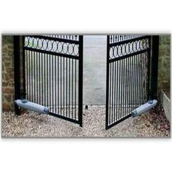 Remote Control Swing Gates