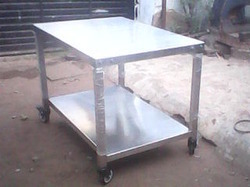 SS Removable Work Table