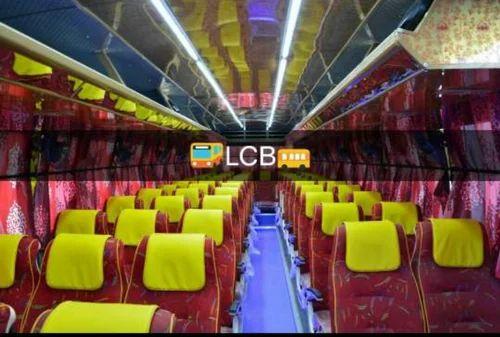3x2 Push Back Bus Seats