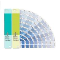 Pantone Cmyk Color Guide Coated & Uncoated Fan Guide