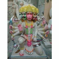 Panchmukhi Hanuman Moorti