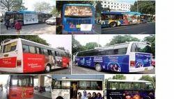 Transport (Bus / Auto/ Train/ Taxi) Advertising