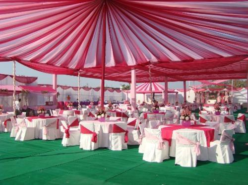 Tent House & Tent House Service - Tent House Service Provider from New Delhi