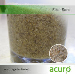 Filter Sand And Gravel, Size: 50 kg
