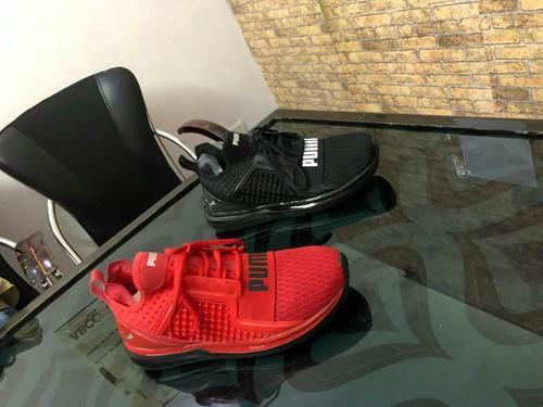 Multi Color Men Puma Sports Shoes 806b54bb354