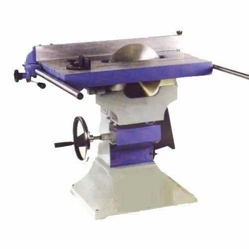 Wood Working Machines - Adjustable Circular Saw Machine