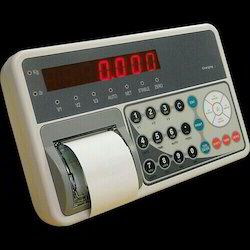 Electronic Weight Indicator With PRINTER