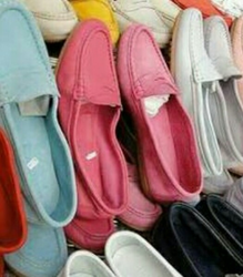 Men Coloured Loafers Shoe
