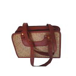 Bamboo Brown Handle Bag