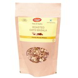 Smackys Roasted Oats Mixture (Masala Flavour)