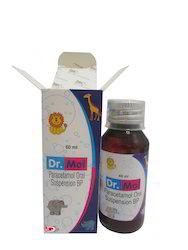 Paracetamol Oral Suspension BP